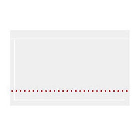 """Clear Face Document Envelopes 10-3/4"""" x 7"""" 500 Pack by"""