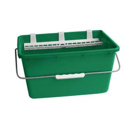 Bucket With Sieve 4-1/2 Gallon by