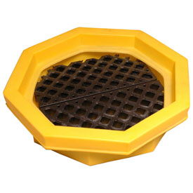 UltraTech Ultra-Drum Tray® 1046 with Grate