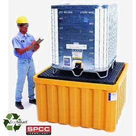 UltraTech Ultra-IBC Spill Pallet® 1058 with Drain