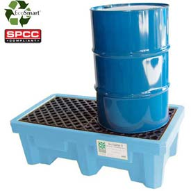UltraTech Ultra-Spill Pallet® 1212 P2 - Fluorinated with No Drain