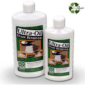 Ultra-Oil Stain Remover, 32 Oz., Industrial Size, 1 ct.