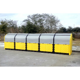 UltraTech Ultra-Hard Top Spill Pallet® Plus 9657 P20 - with Drain