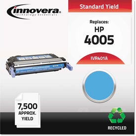 Buy Innovera Remanufactured CB401A (642A) Laser Toner, 7500 Yield, Cyan