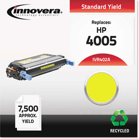 Buy Innovera Remanufactured CB402A (642A) Laser Toner, 7500 Yield, Yellow