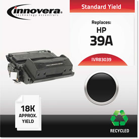 Buy Innovera Remanufactured Q1339A (39A) Laser Toner, 18000 Yield, Black, 0.06