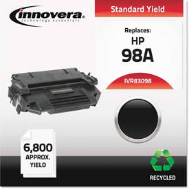 Buy Innovera Remanufactured 92298A (98A) Laser Toner, 6800 Yield, Black