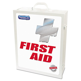PhysiciansCare 14302 Industrial First Aid Kit for 150 People, Contains 1217 Pieces