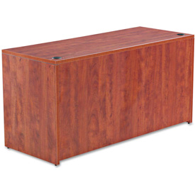 "Alera Credenza Shell for Valencia Series 59-1/8""W x 23-5/8""D x 29-1/2""H Med Cherry by"