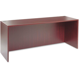 "Alera Credenza Shell for Valencia Series 65""W x 23-3/5""D x 29-1/2""H Mahogany by"