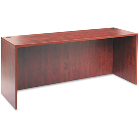 "Alera Credenza Shell for Valencia Series 70-7/8""W x 23-5/8""D x 29-12""H -Medium Cherry by"