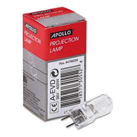 Apollo APOAEVD Replacement Bulb for 3M 9550, 9800 Overhead Projectors, 36 Volt