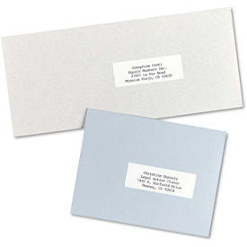 Buy Avery Self-Adhesive Address Labels for Copiers, 1 x 2-13/16, White, 8250/Box