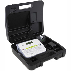 Buy Brother P-Touch Versatile Label Maker w/Carrying Case, White