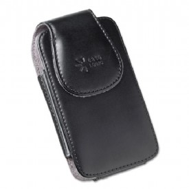 Buy Case Logic Vertical Phone Pouch for Belt, Leather, Black