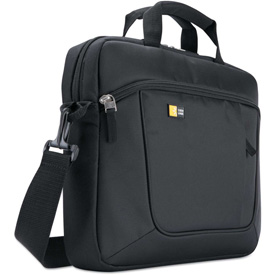 Buy Case Logic Laptop and Tablet Case for 14.1 Laptop and iPad Slim, Polyester, Black