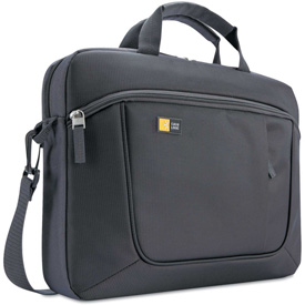 Buy Case Logic AUA-316ANT Case for 15.6 Laptop and Tablet, Dark Gray, 16-1/2 x 3-1/5 x 12-4/5