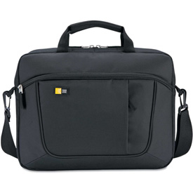 Buy Case Logic AUA-316BK Case for 15.6 Laptop and Tablet, Black, 16-1/2 x 3-1/5 x 12-4/5, Polyester