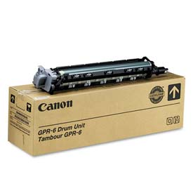 Canon® Drum Unit 6648A004AA, Black