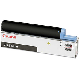 Canon® 6836A003AA (GPR-8) Toner, 7850 Page-Yield, Black