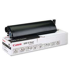 Canon® Toner Cartridge 8640A003AA, Black