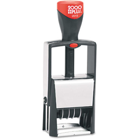 Buy 2000 PLUS Self-Inking Heavy Duty Stamps