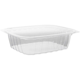 "Clear Container Lid Combo-Packs 6-1/2"" x 7-1/2"" x 2"" - 252 Pack"