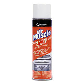 Mr. Muscle Oven & Grill Cleaner, 19oz Aerosol 1/Case DVO91206EA by
