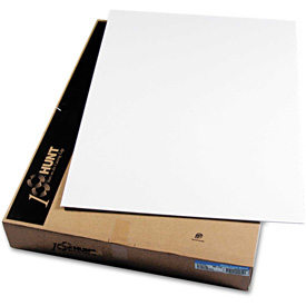 """Elmer's CFC-Free Polystyrene Foam Board, 40"""" x 30"""", White Surface and Core, 25/Carton by"""