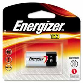 Buy Energizer e² Lithium photo Battery 123,3V, 1 per Pack
