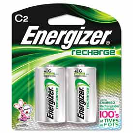Buy Energizer C e² NiMH Rechargeable Batteries 2 per Pack