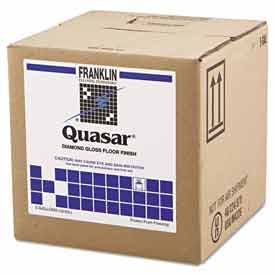 Buy Franklin Cleaning Technology Quasar High Solids Floor Finish, 5 Gal. Box FKLF136025