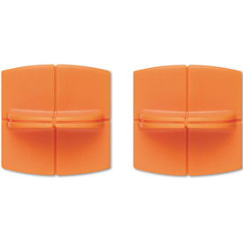 """Fiskars Replacement Steel Blade Carriage for 12"""" Portable Trimmer, 2/Pack by"""