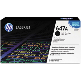 Buy HP 647A Black Original LaserJet Toner Cartridge