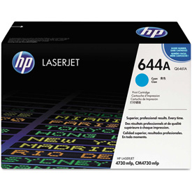 Buy HP 644A Cyan Original LaserJet Toner Cartridge