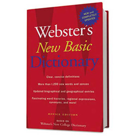 Buy Merriam Webster's Dictionary of Basic English Paperback 800 Pages