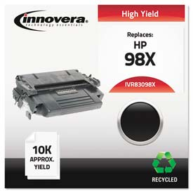 Buy Innovera 83098X Compatible, Remanufactured, 92298X (98X) Laser Toner, 8800 Yield, Black