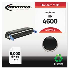 Buy Innovera 83720 Compatible, Remanufactured, C9720A (641A) Laser Toner, 9000 Yield, Black