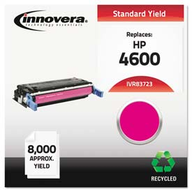 Buy Innovera 83723 Compatible, Remanufactured, C9723A (641A) Laser Toner, 8000 Yield, Magenta