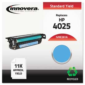 Buy Innovera E261A Compatible, Remanufactured, CE261A (648A) Laser Toner, 11000 Yield, Cyan