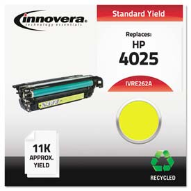 Buy Innovera E262A Compatible, Remanufactured, CE262A (648A) Laser Toner, 11000 Yield, Yellow