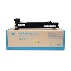 Buy Konica Minolta AODK231 Toner, 4000 Page-Yield, Yellow