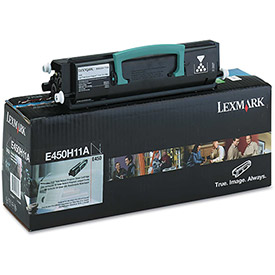 Buy Lexmark E450H11A Toner, 11000 Page-Yield, Black