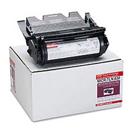 microMICR Toner Cartridge MICRTLN630, Black