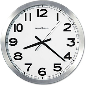 Buy Howard Miller Round Wall Clock, 15-3/4""