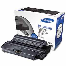 Buy Samsung ML-D3470B High-Yield Toner Cartridge, 10000 Page Yield, Black