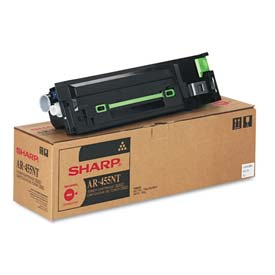 Sharp® Toner Cartridge AR455NT, Black