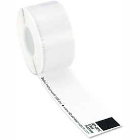 Click here to buy Seiko Self-Adhesive Address Labels,1-1/8 x 3-1/2, Clear, 260/Box.