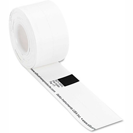 Click here to buy Seiko Label Printer Hanging File Folder Labels, 1/3 Cut, 1-1/4 x 3-1/2, White, 130/Box.