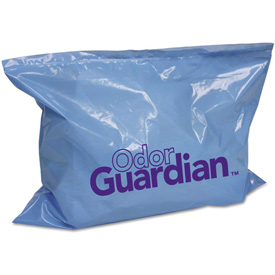 Stout® Odor Guardian Bag 5 Gallon 2.00 Mil, Blue 500 Bags/Box - STOGD1612B20